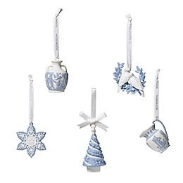 Wedgwood® 2019 Christmas Ornament Collection