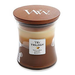 WoodWick® Trilogy Café Sweets 10 oz. Jar Candle
