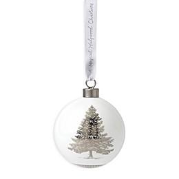Wedgwood® 2019 Christmas Tree Ball Christmas Ornament