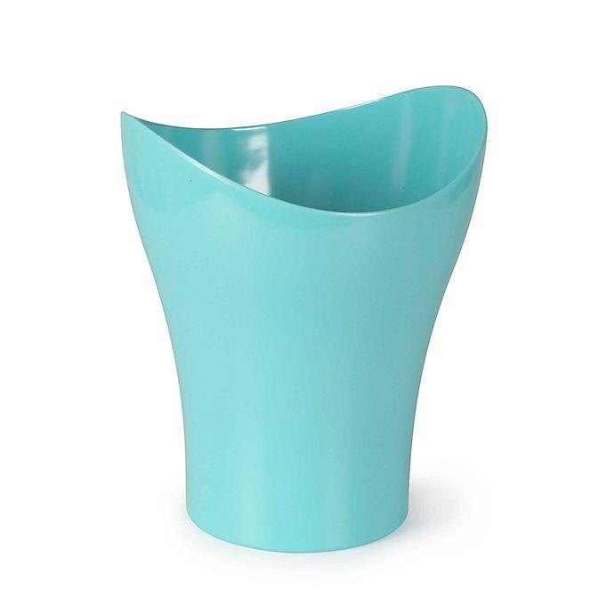 Alternate image 1 for Umbra® Curvino Wastebasket