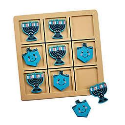 Rite Lite Chanukah Driedels and Menorahs Tic Tac Toe Game
