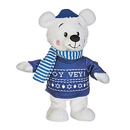 Gemmy® Happy Shuffle Oy Vey Hanukkah Polar Bear