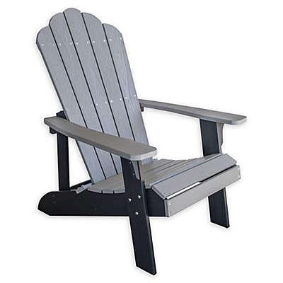 AmeriHome 2-Tone Adirondack Chair