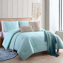 Sand Cloud Kaibu 3-Piece Reversible Comforter Set