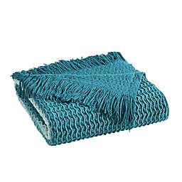 Sand Cloud Kaibu Throw Blanket in Blue