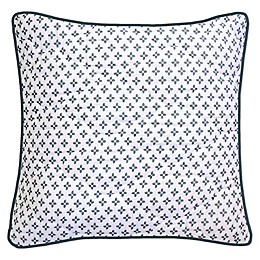 New York Botanical Garden® Wisteria European Pillow Sham in Blue