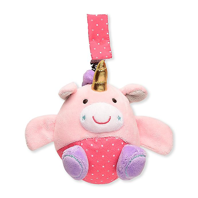 Alternate image 1 for Magic Years® Unicorn Chime Toy in Pink