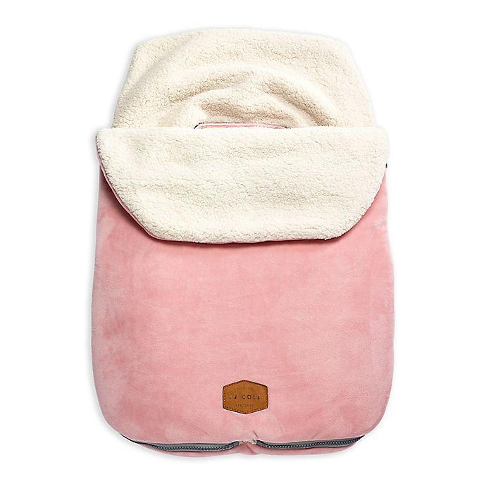 Alternate image 1 for JJ Cole® Infant Original BundleMe® in Pink Blush