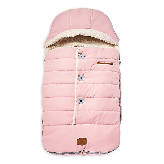Alternate image 1 for JJ Cole® Toddler Urban Bundleme in Pink Blush