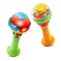 LeapFrog® Learn & Groove Shakin' Colors Maracas