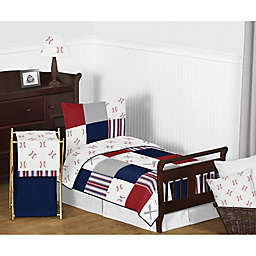 Sweet Jojo Designs® Baseball Patch Bedding Collection