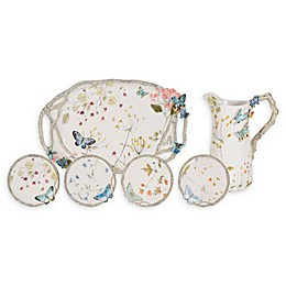 Fitz and Floyd® Butterfly Fields Serveware Collection