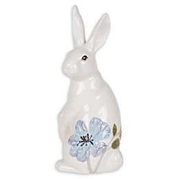 Fitz and Floyd® Butterfly Fields Sitting Rabbit Figurine