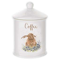 Portmeirion® Wrendale Designs Bright Eyes Coffee Canister