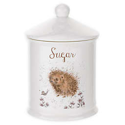 Portmeirion® Wrendale Designs Prickly Encounter Sugar Canister