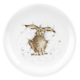 Portmeirion® Wrendale Designs Hare Brained Dessert Plates (Set of 4)
