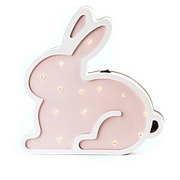 Rabbit Marquee Wall Light
