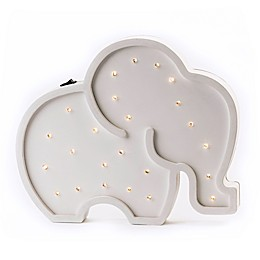Elephant Marquee Wall Light