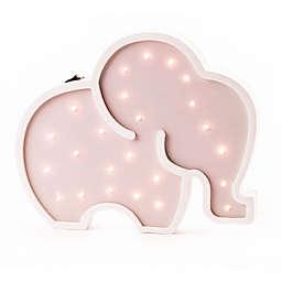 Elephant Marquee Wall Light