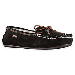 Lamo® Women's Size 8 Britain Moc II Moccasins in Black