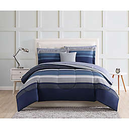 Carlyle Reversible Comforter Set