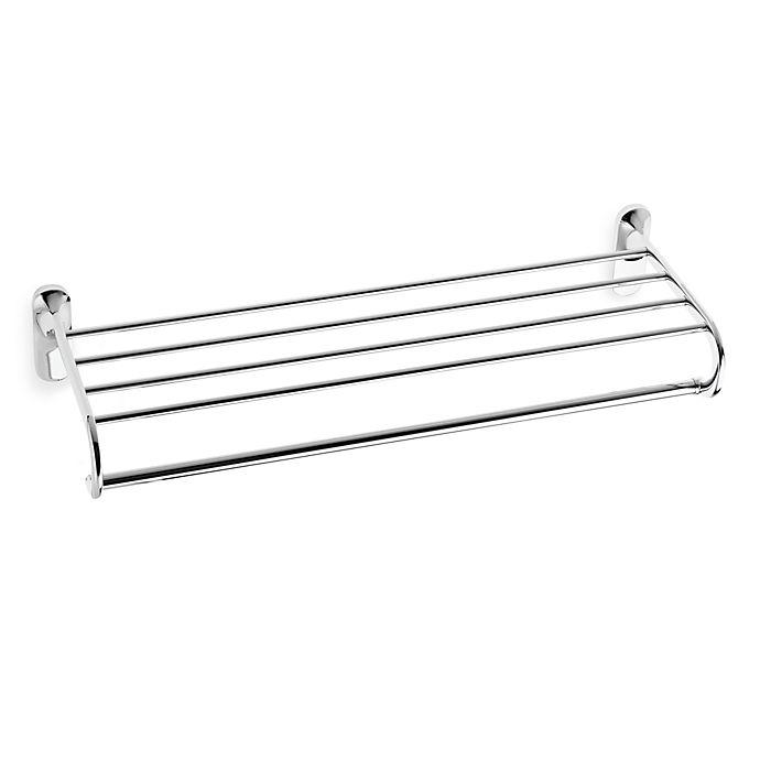 Alternate image 1 for Taymor® European Steel Towel Shelf