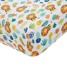 aden® by aden + anais Going Bananas Fitted Crib Sheet
