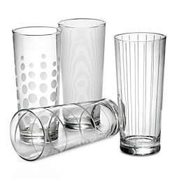 Mikasa® Cheers Highball Glasses (Set of 4)