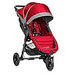 Baby Jogger® City Mini® GT Single Stroller in Crimson/Grey
