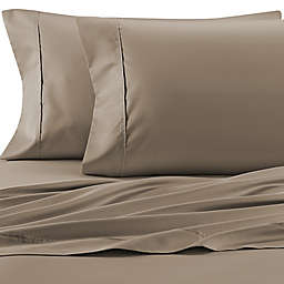 Therapedic® Celliant® 400-Thread-Count Queen Sheet Set in Clay