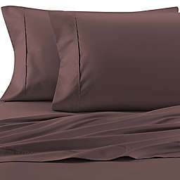 Therapedic® Celliant® 400-Thread-Count Twin Sheet Set in Mauve