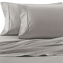 Therapedic® Celliant® 400-Thread-Count Twin Sheet Set in Silver