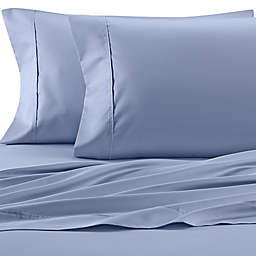 Therapedic® Celliant® 400-Thread-Count Queen Sheet Set in Light Blue