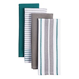 Town and Country Bistro Kitchen Towels (Set of 4)