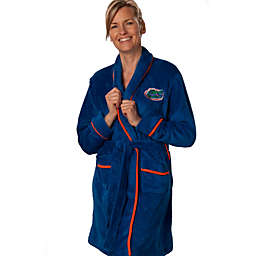 University of Florida Ladies Embroidered Fleece Bathrobe