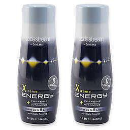 SodaStream® 2-Pack Xtreme Diet Energy Drink Mix