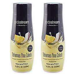 SodaStream® 2-Pack Pina Colada Mocktail Drink Mix