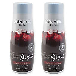 SodaStream® 2-Pack Diet Dr. Pete Drink Mix