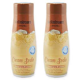 SodaStream® 2-Pack Cream Soda Drink Mix
