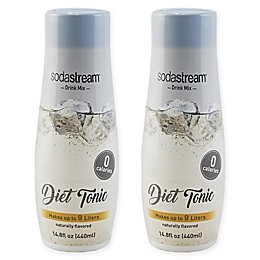 SodaStream® 2-Pack Diet Tonic Drink Mix