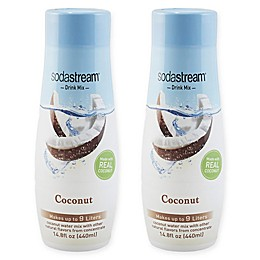 SodaStream® 2-Pack Coconut Drink Mix