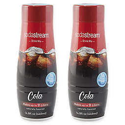 SodaStream® 2-Pack Cola Drink Mix