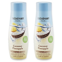 SodaStream® 2-Pack Coconute Pineapple Drink Mix