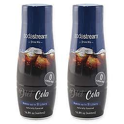 SodaStream® 2-Pack Diet Cola Drink Mix