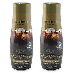 SodaStream® 2-Pack Diet Caffeine Drink Mix