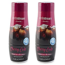 SodaStream® 2-Pack Cherry Cola Drink Mix