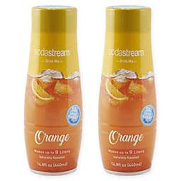 SodaStream® 2-Pack Orange Drink Mix