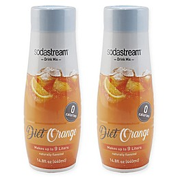 SodaStream® 2-Pack Diet Orange Drink Mix