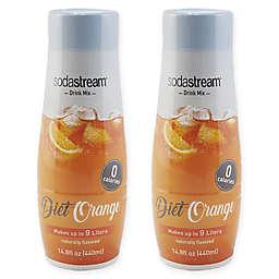 SodaStream® 2-Pack Diet Orange Drink Mix