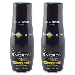 SodaStream® 2-Pack Xtreme Energy Drink Mix